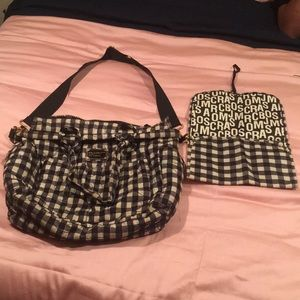 Marc by Marc Jacobs Eliza Baby diaper bag.